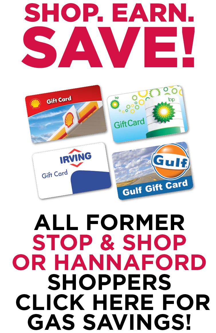 tops friendly markets tops gas savings - Irving Rewards Card