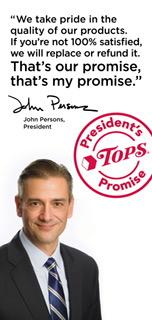 Tops' President