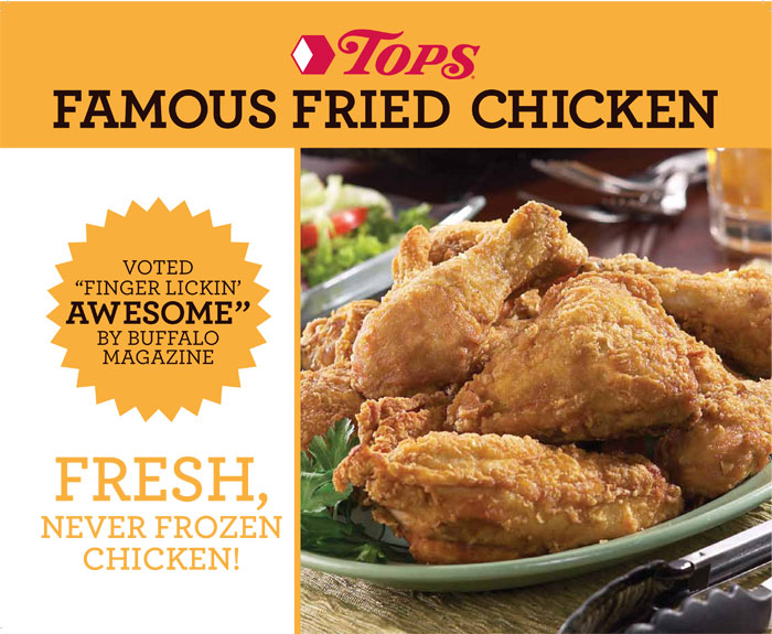 Tops Famous Fried Chicken