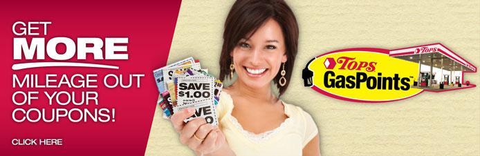 gas manufacturer coupons