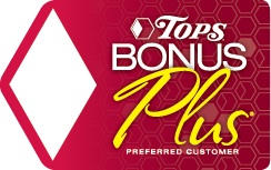 tops bonus card