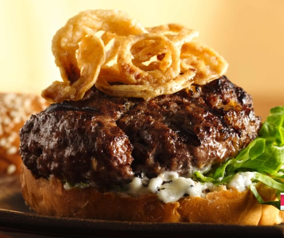 Killer Steak Burger Recipe