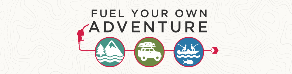 Fuel your own adventure