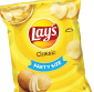 Picture of Lay's Party Size Potato Chips or Tostitos Tortilla Chips