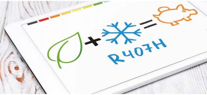 R407H Refrigeration