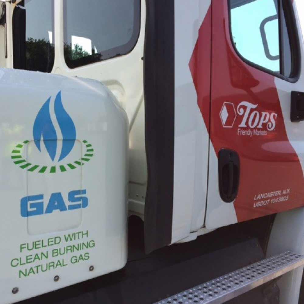 Clean Fuel Truck