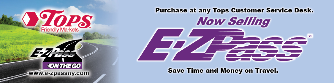EZ Pass at Service Desk