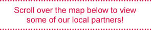 instruction to scroll over map