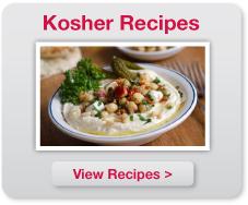 Kosher Recipes