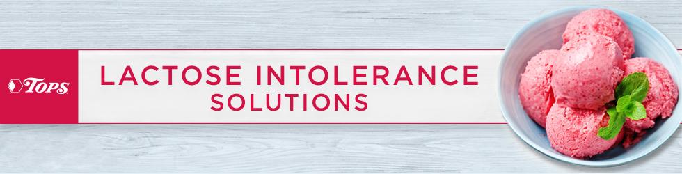 Lactose Intolerance Solutions