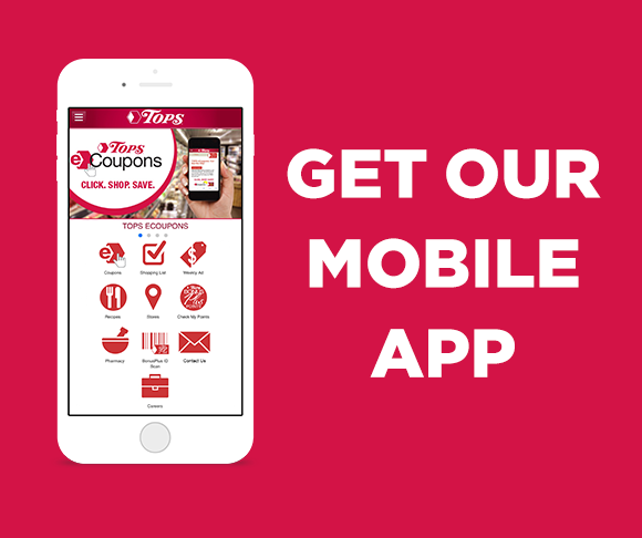 Tops Mobile App