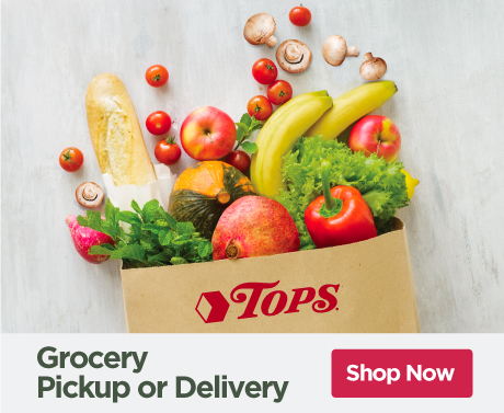Tops Instacart Pickup Start Shopping