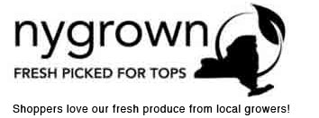 NY Grown logo