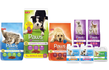 Paws products