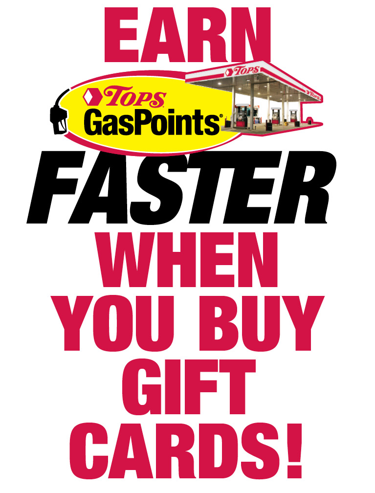 Earn Faster When You Buy Gift Cards!
