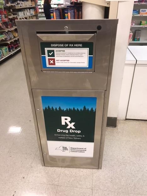Drug Disposal Bin